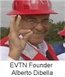 Alberto Di Bella CEO of EVTN and oil water separation company